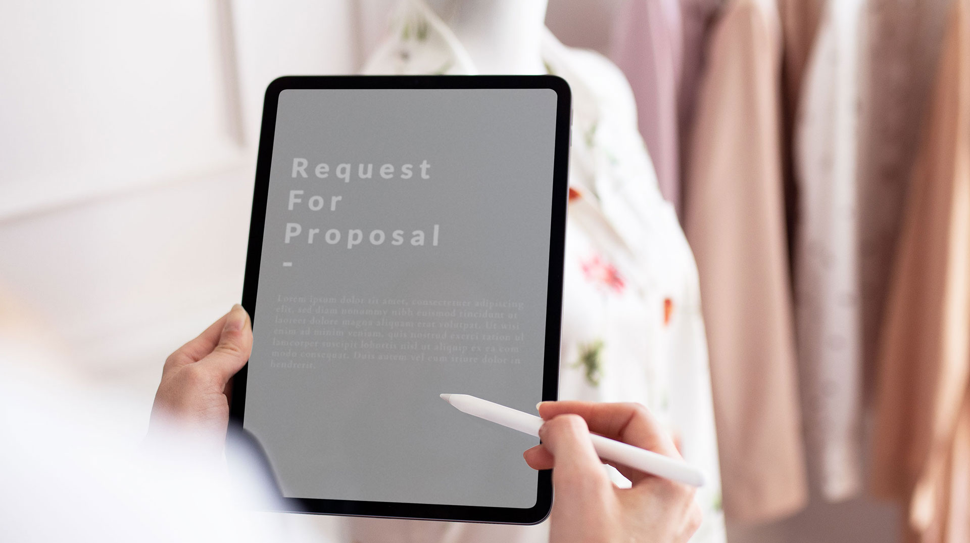 RFP request for proposal website design nz